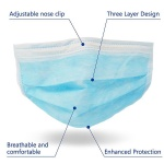 Mask 3ply Disposable medical mask